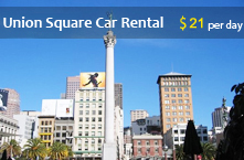 San Francisco Union Square Car Rental Locations