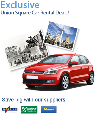 Union Square Car Rental
